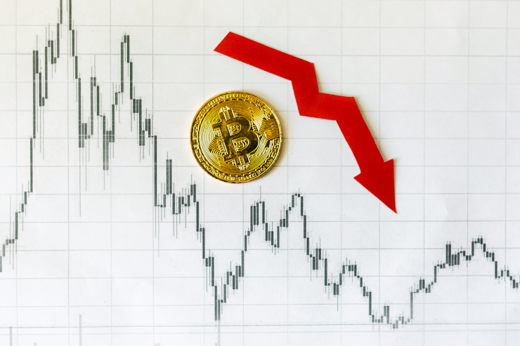 Bitcoin is going down