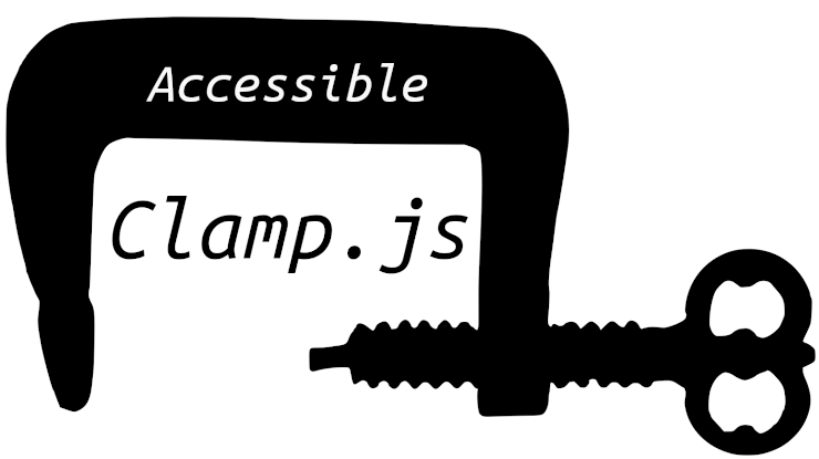 Accessible Clamp.js